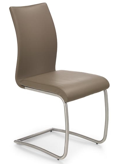 Jedálenská stolička K181 svetlohnedá