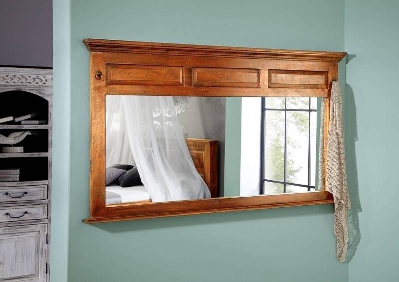 OXFORD HONIG zrkadlo #0405 masívny agát