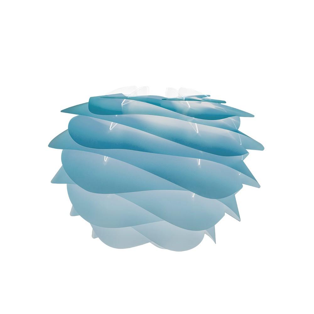 Svietidlo azúrovej farby Carmina Mini Azure