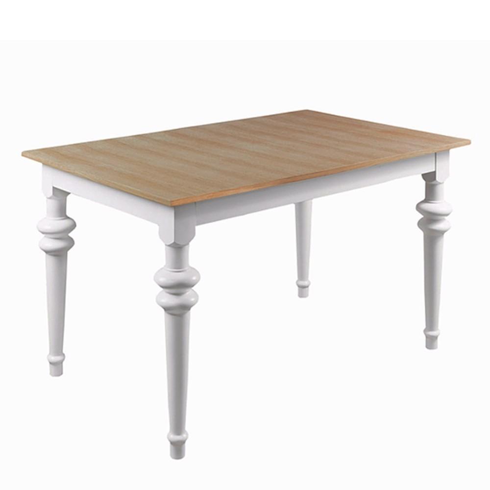 Rozkladací jedálenský stôl Durbas Style Torino, 190 x 95 cm