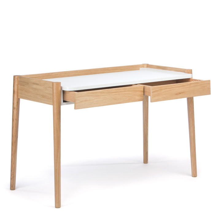Pracovný stôl a dve zásuvky Woodman Feldbach
