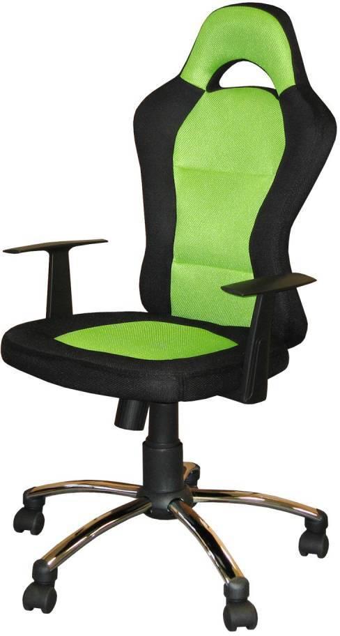 Kancelárske kreslo CESAR zelené