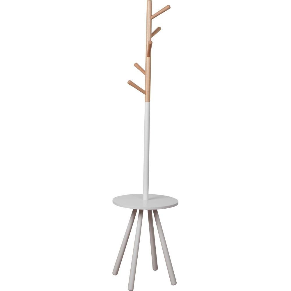 Vešiak s odkladacím priestorom Zuiver Table Tree