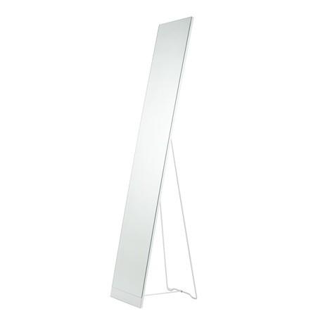 Stojacie zrkadlo Stand, biele