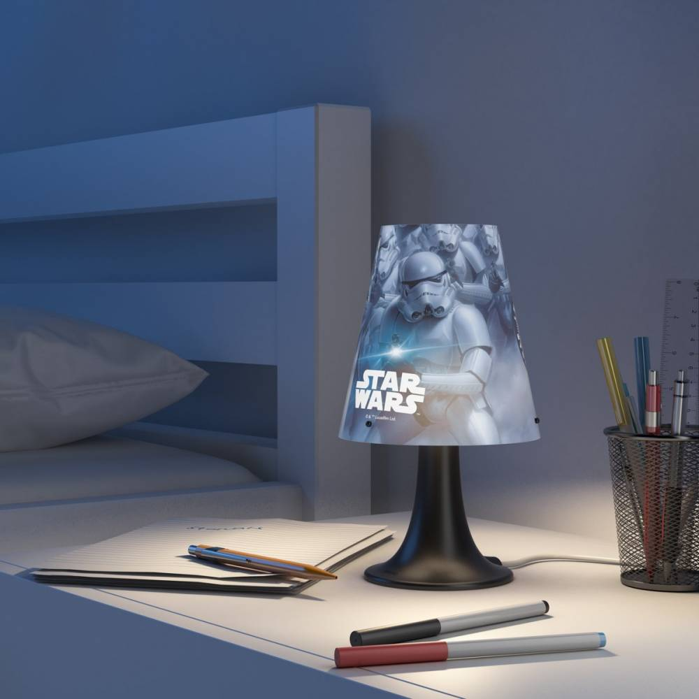 Philips Disney Lampa stolná Star Wars