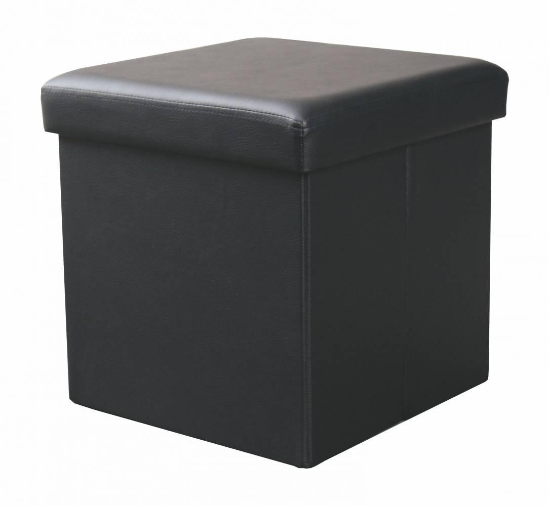 Taburetka Moly (čierna)