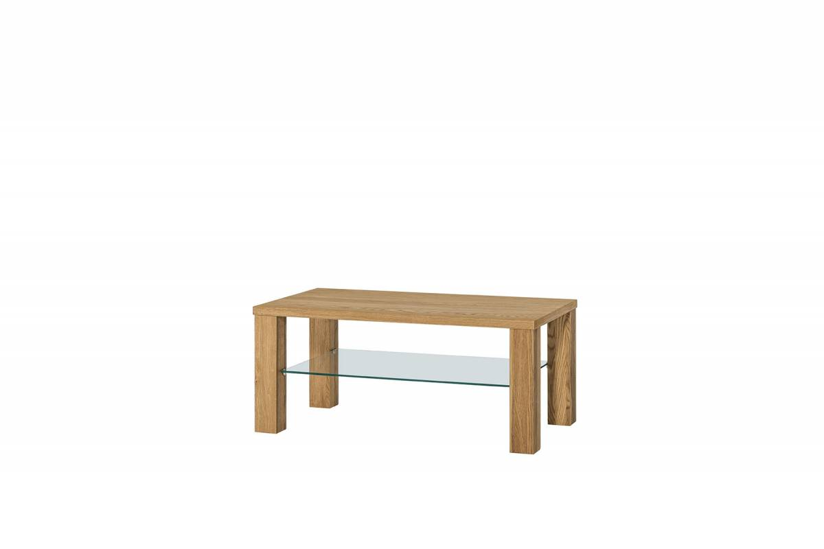 WELLE konferenčný stolík 41 dub medový