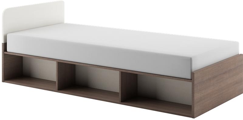 Jednolôžková posteľ 90 cm Grafi GR-15 (s matracom)