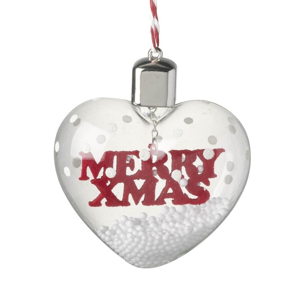 Vianočná ozdoba Parlane Merry XMas
