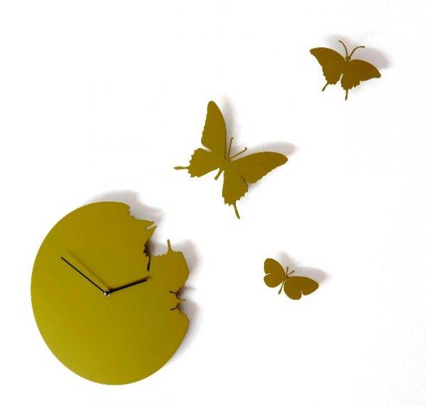Diamantini & Domeniconi Butterfly green