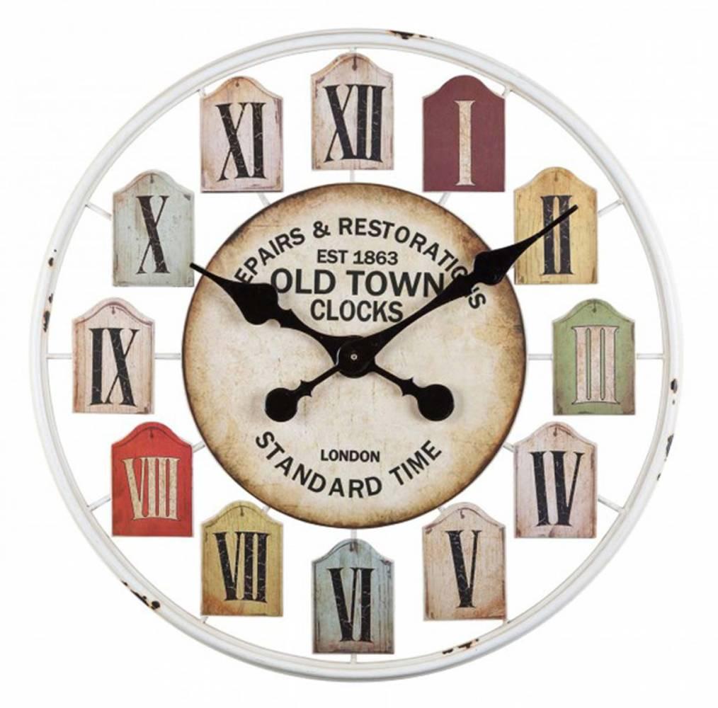 Nástenné hodiny Antique HOME 7302, 51cm