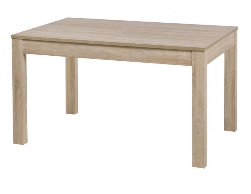JOVIS 40 rozkladací jedálenský stôl, dub sonoma