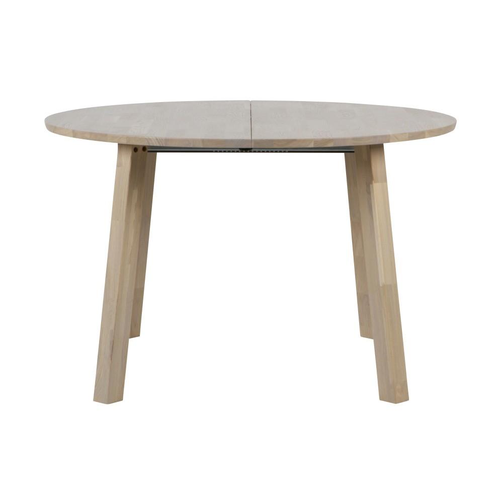 Rozkladací jedálenský stôl De Eekhoorn Lange, ⌀ 120 cm