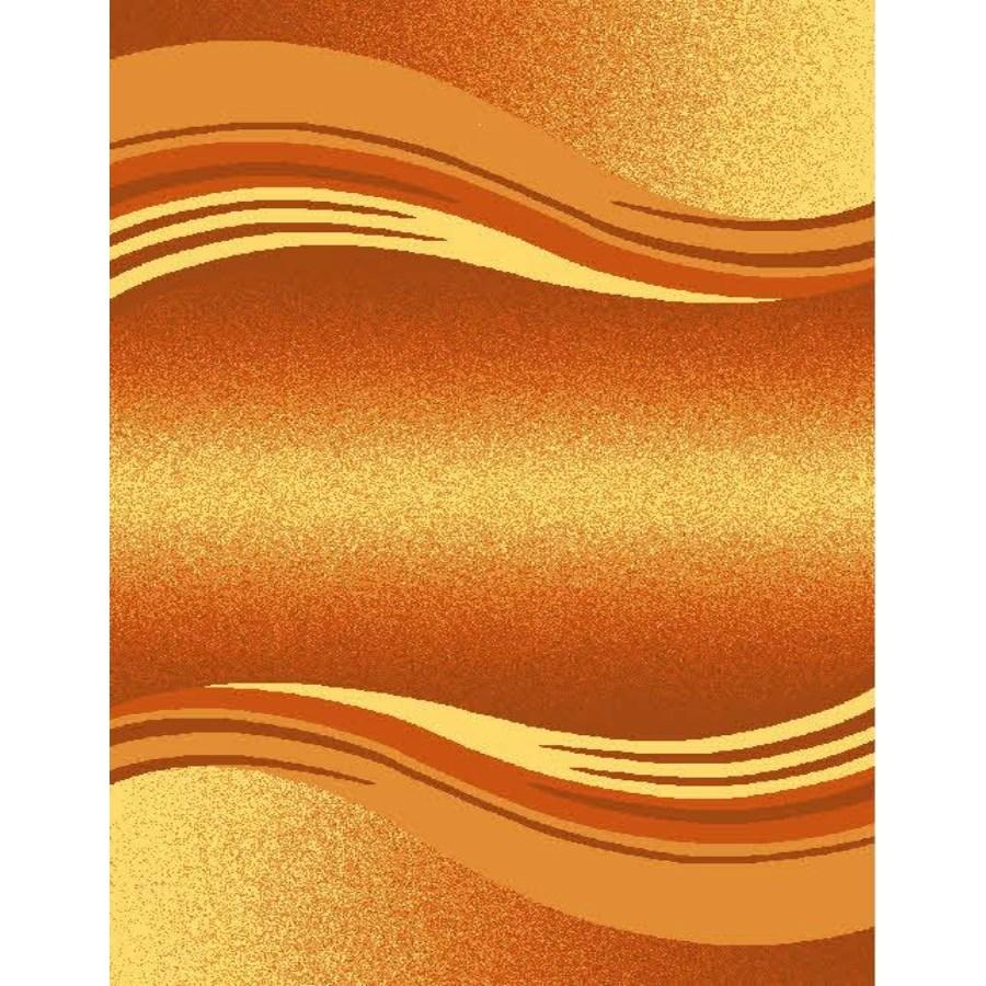 Spoltex Kusový koberec Enigma 9358 Orange, 120 x 170 cm