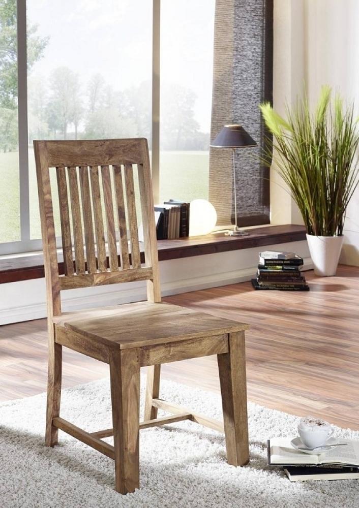 ROBIN stolička #715 olejovaný palisander