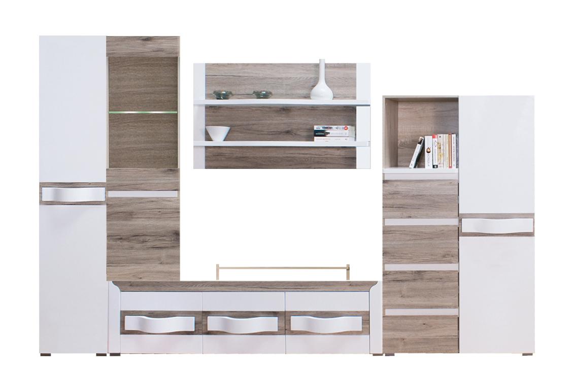 Dizajnová obývacia stena PASSION A