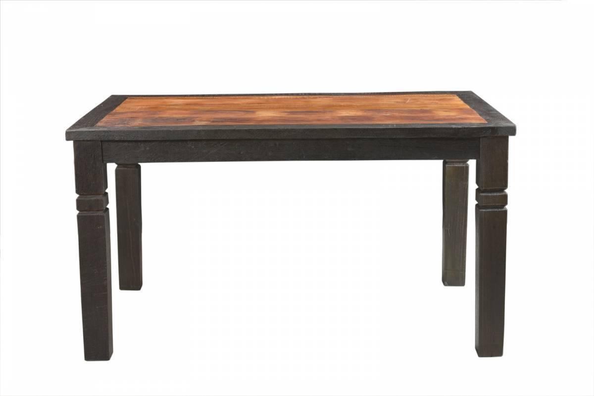 Stôl FURTEZZ 140x90 cm - hnedá