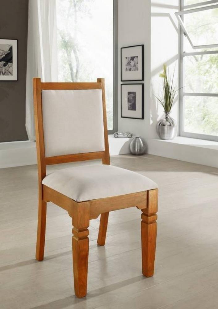 OXFORD HONIG jedálenská stolička #0610 masívny agát