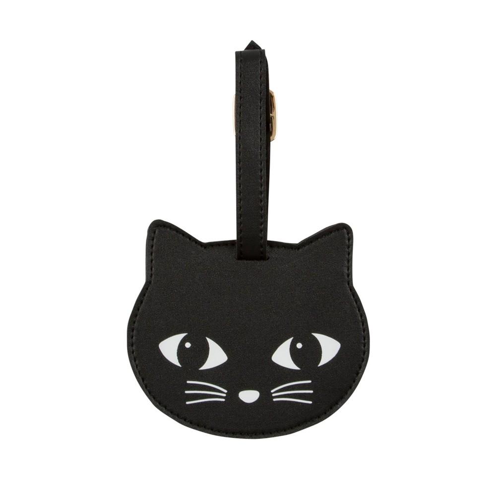 Visačka na kufor Sass & Belle Black Cat