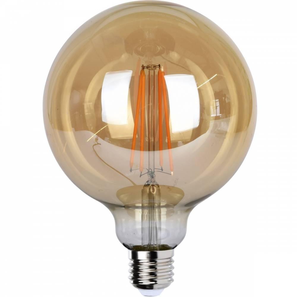 Koopman LED Žiarovka s uhlíkovým vláknom E27, 17 cm