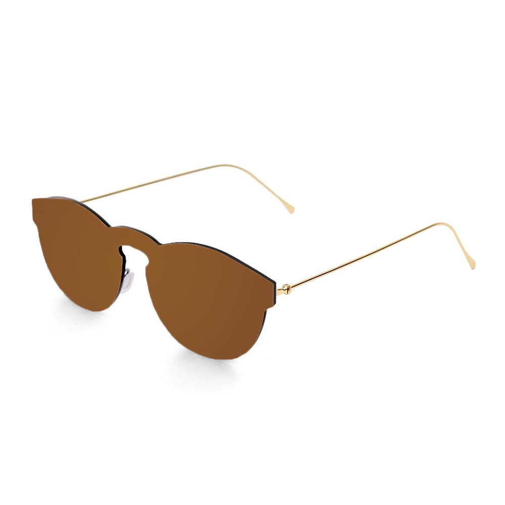 Hnedé slnečné okuliare Ocean Sunglasses Berlin