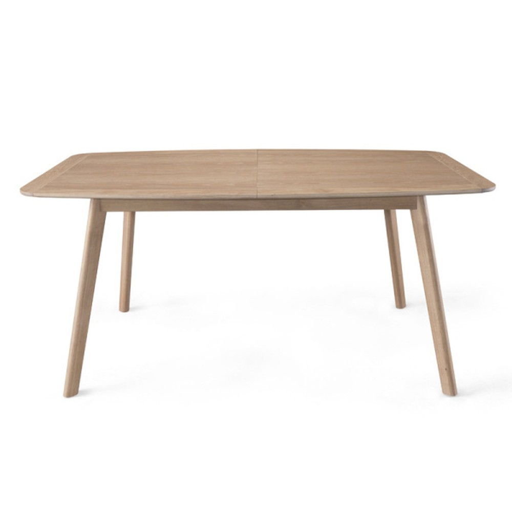 Rozkládací jedálenský stôl z dubového dreva Wewood - Portugues Joinery Azores, dĺžka 180 - 230 cm