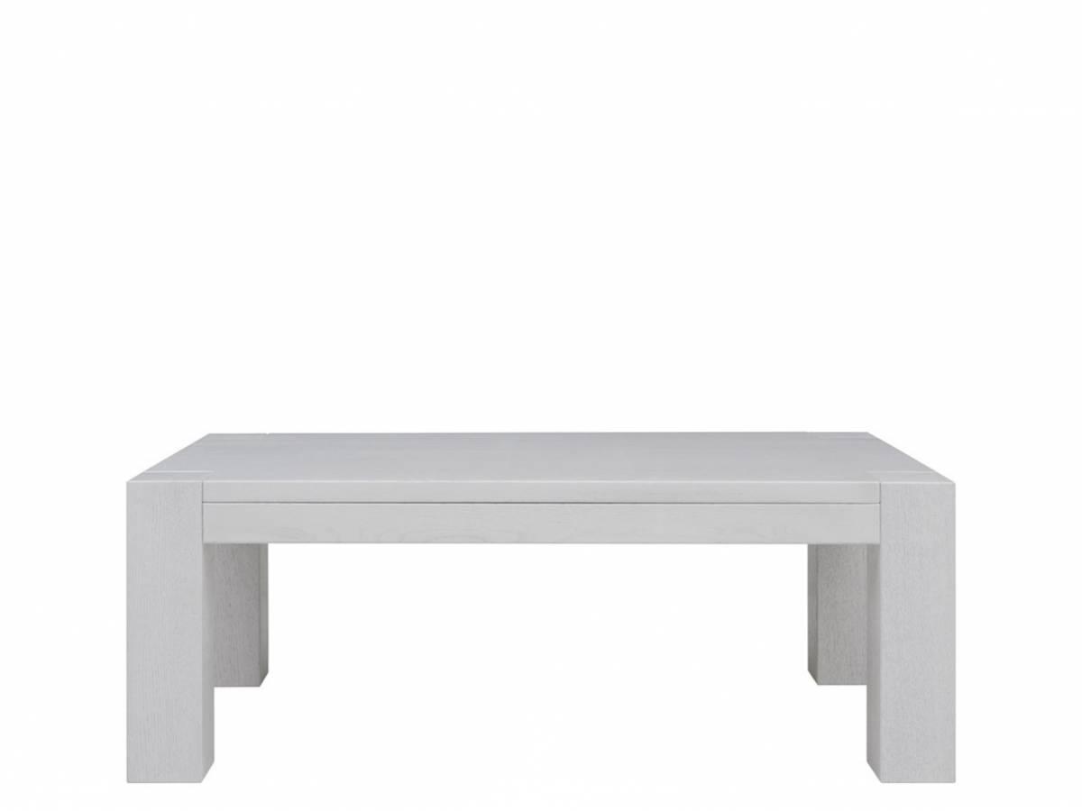 Konferenčný stolík Luton 130/75 dub bielený