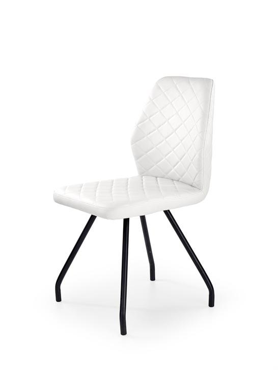 Jedálenská stolička K242 (biela)