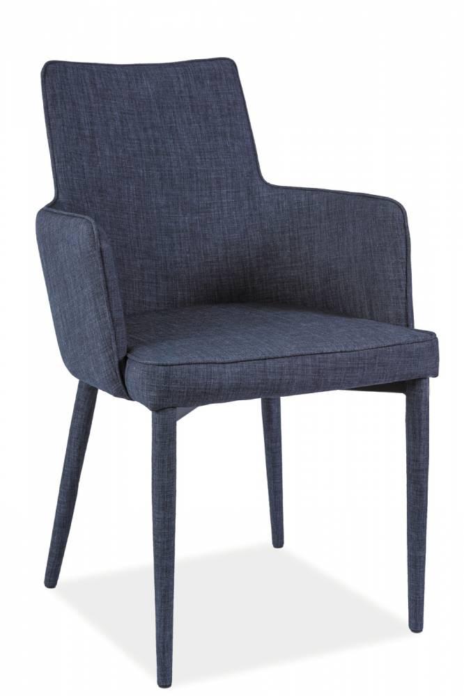Jedálenská stolička Semir (grafit)