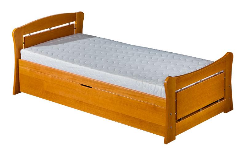 Rozkladacia posteľ 90 cm