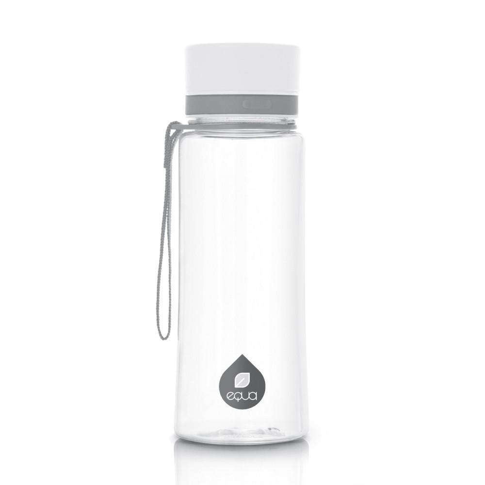 Plastová fľaša Equa White, 0,6 l