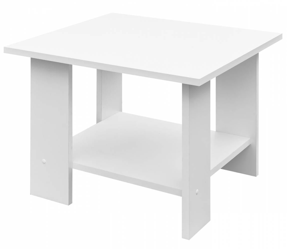 Konferenčný stolík Lena (biely)