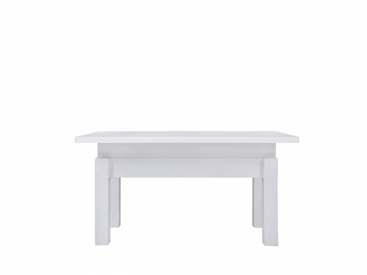 Konferenčný stolík Heze 3 (alpská biela)