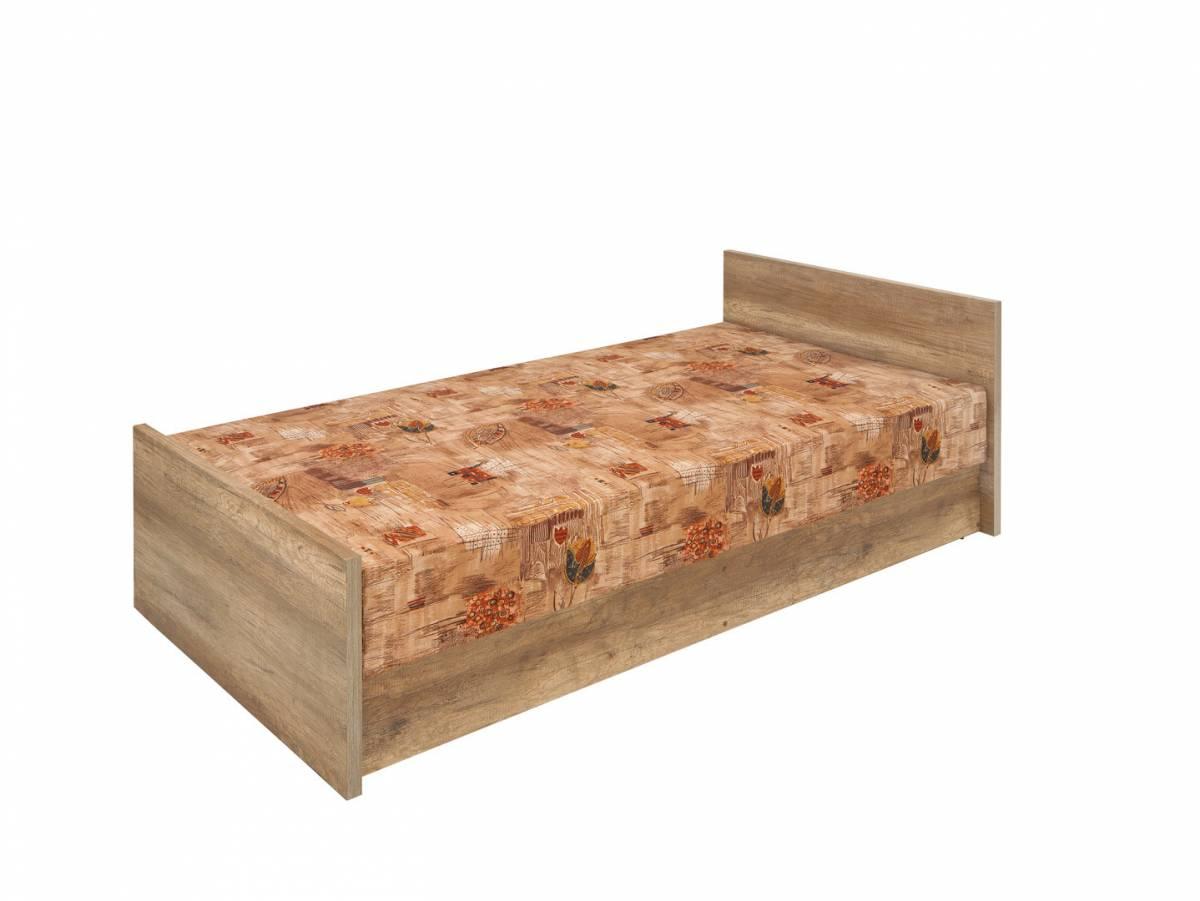 Jednolôžková posteľ 90 cm Malcolm LOZ/90