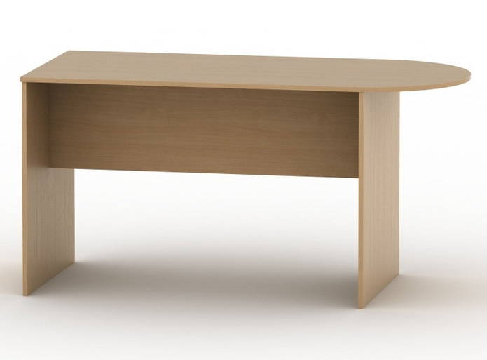 Kancelársky stôl TEMPO ASISTENT NEW 022   Farba: Buk