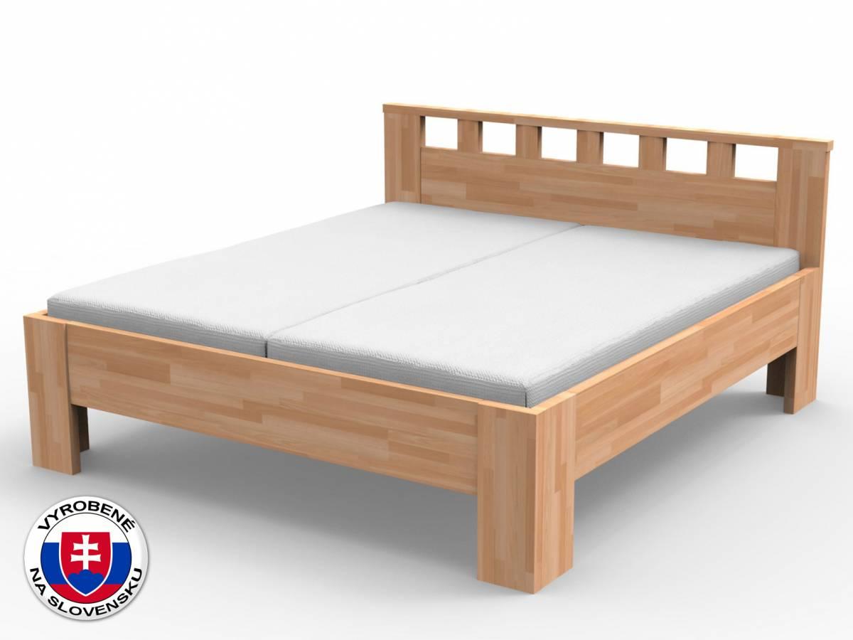 Manželská posteľ 140 cm Lucia