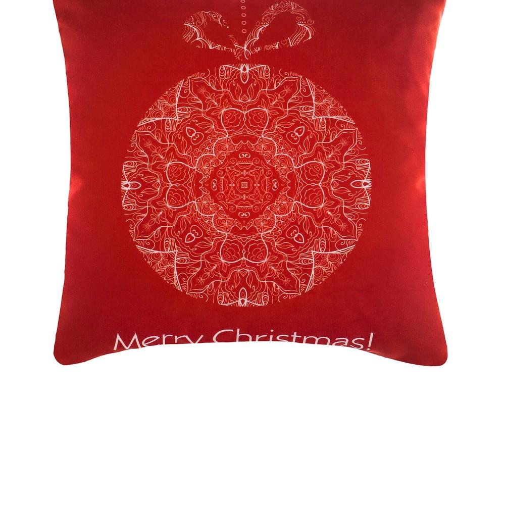 Obliečka na vankúš Christmas V24, 45 x 45 cm