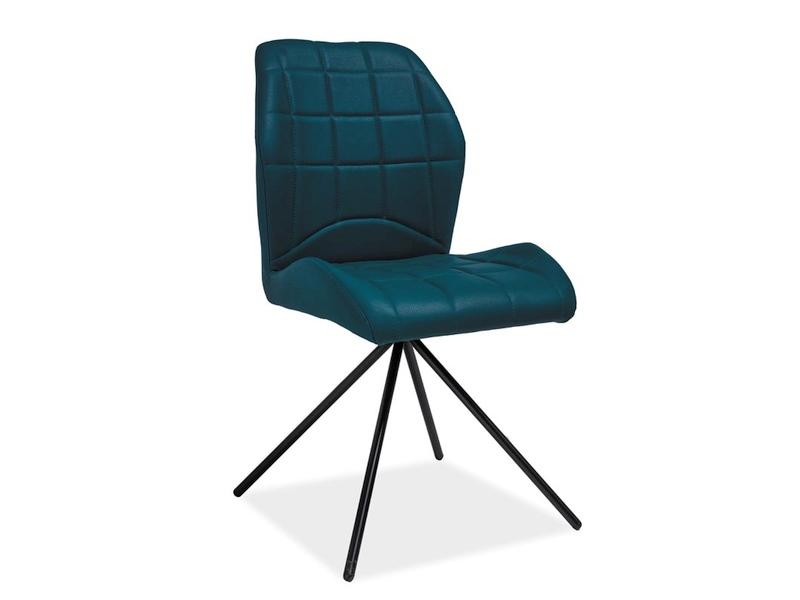 MASIMO jedálenská stolička, morská zelená