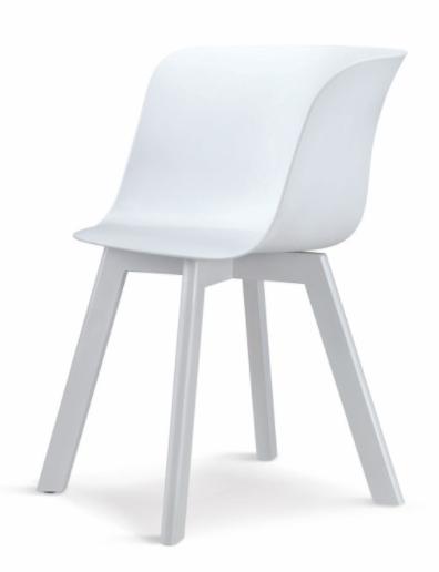Stolička Levin   Farba: Biela / biela
