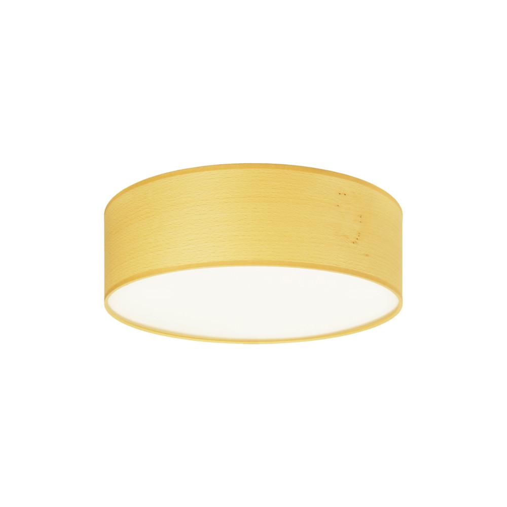 Stropné svietidlo vo farbe bieleného buka Sotto Luce Tsuru, Ø 30 cm