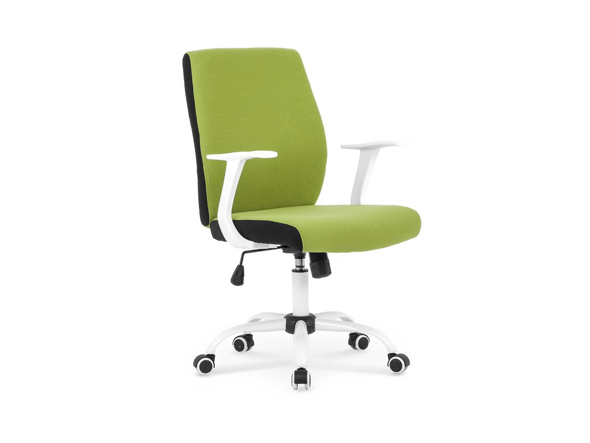 Kancelárska stolička Combo (zelená + čierna)
