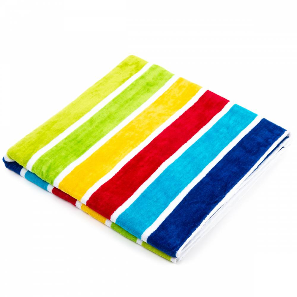 Profod Plážová osuška Candy Stripes, 90 x 160 cm