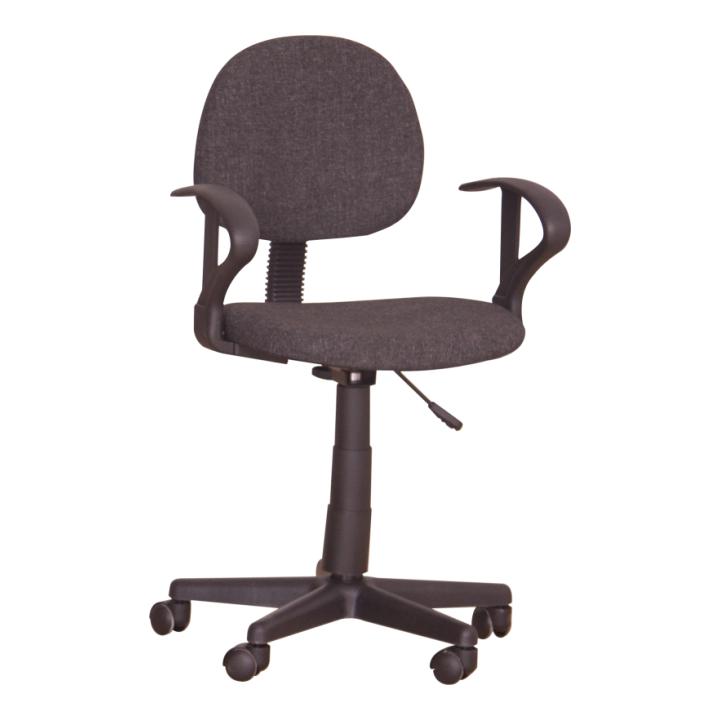 Kancelárska stolička TC3-227  L2515 CIERNA LATKA