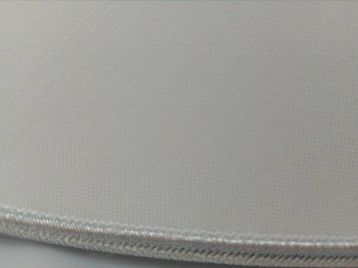Biele bavlnené tienidlo na lampu 30cm