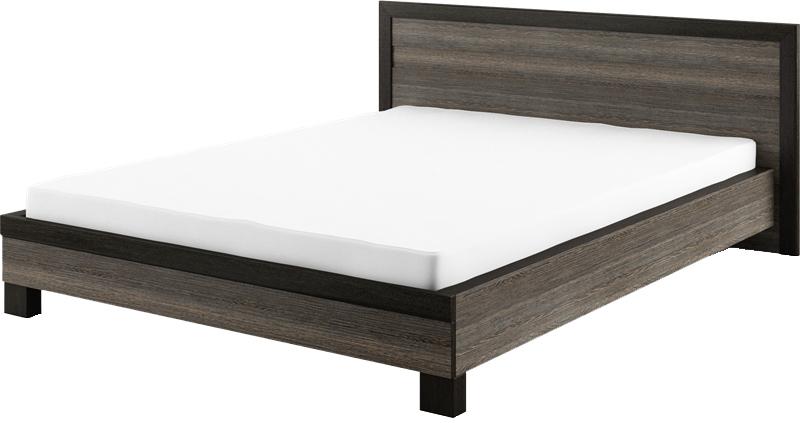 Manželská posteľ 160 cm Denver DN-17-160 (s roštom)