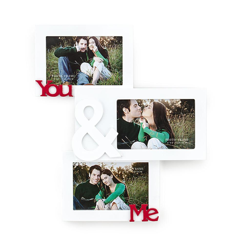 Nástenné fotorámiky Tomasucci You and Me