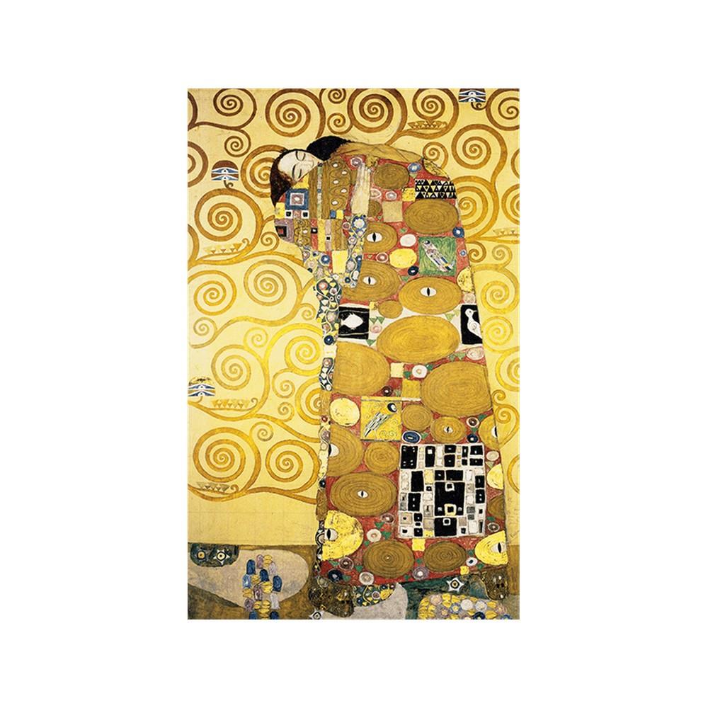 Obraz Gustav Klimt Fulfillment, 50x30cm