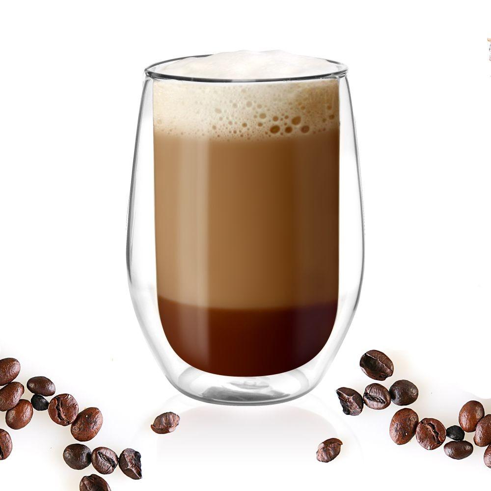 Dvojitý pohár Vialli Design Amo, 400 ml