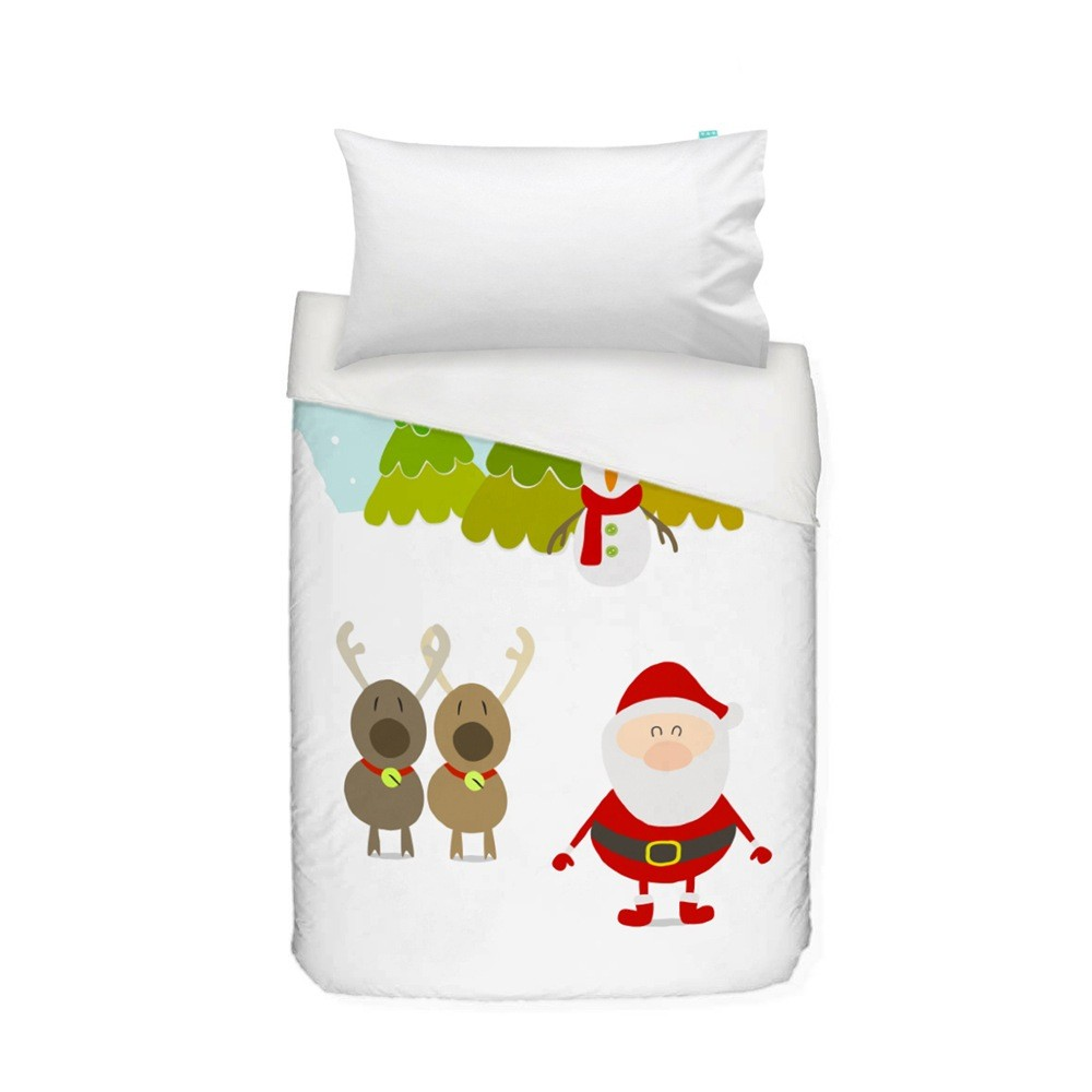 Obliečka na perinu Christmas Duvet, 100×120 cm