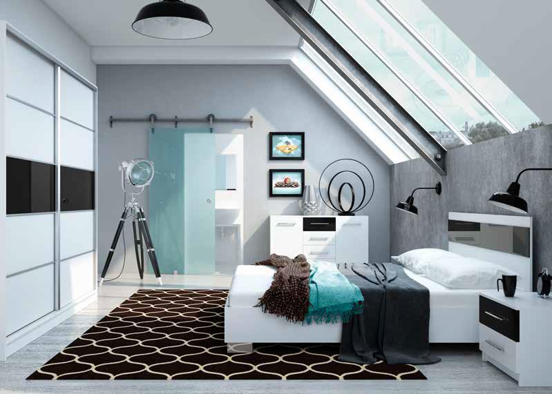 DUBLIN spálňa